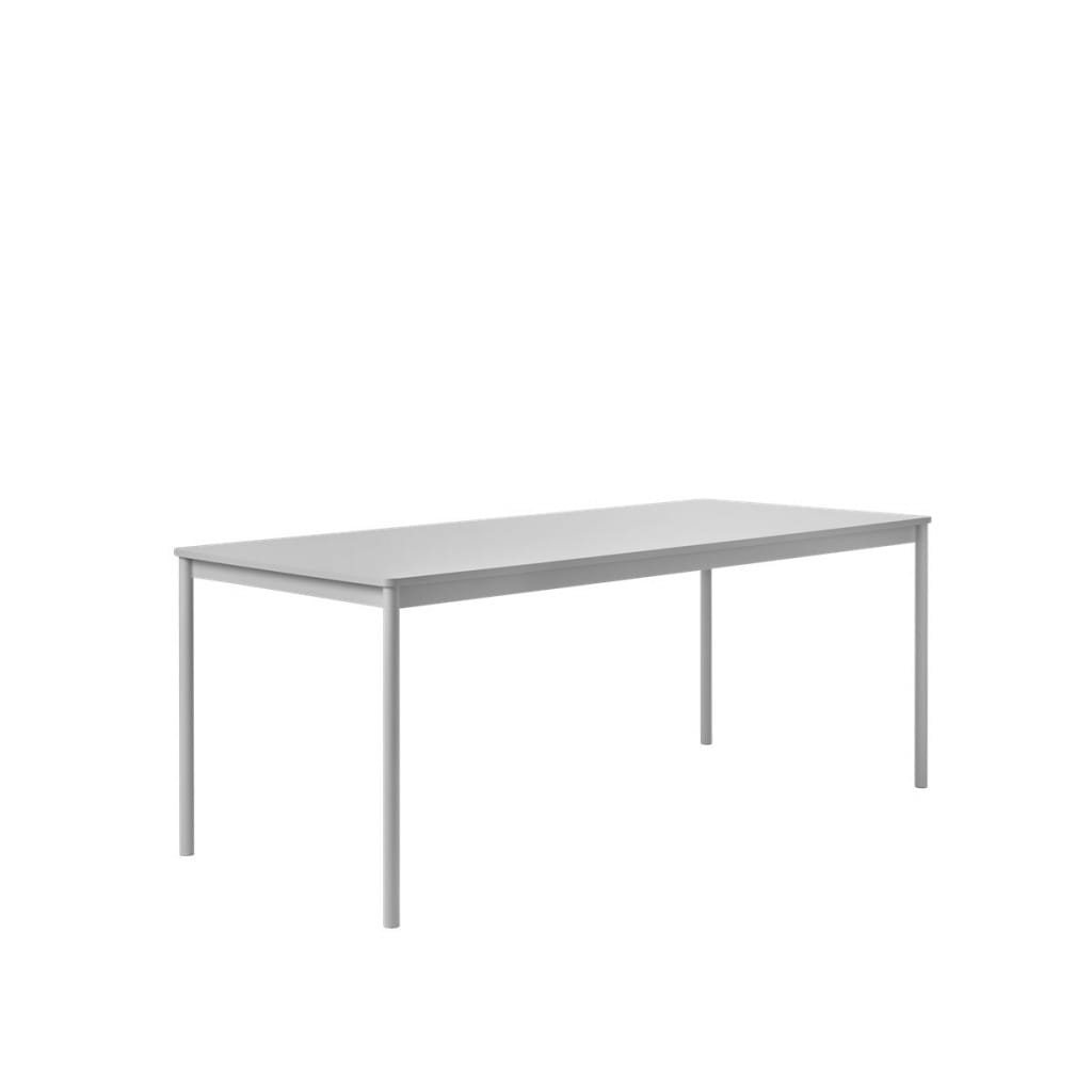 Base Table - Grey