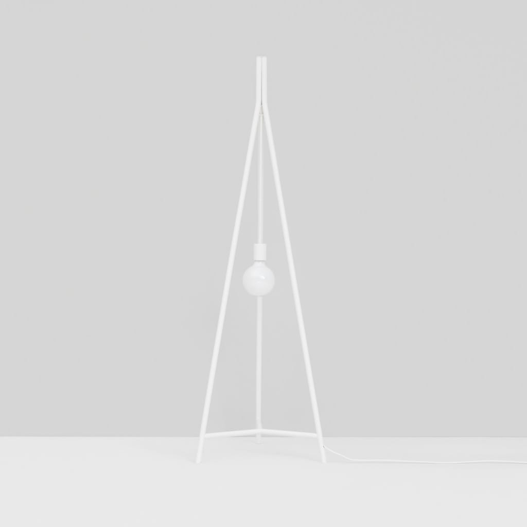 Kotlić Floor Lamp - White