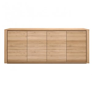 Shadow sideboard - 4 doors