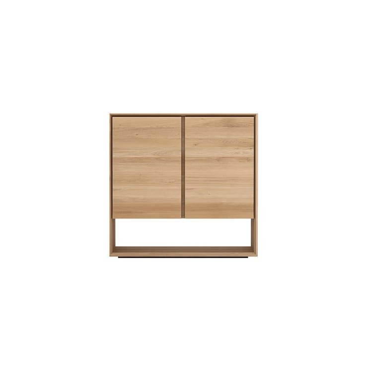 Nordic sideboard - 2 opening doors