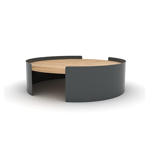 Moon table - Dark Grey