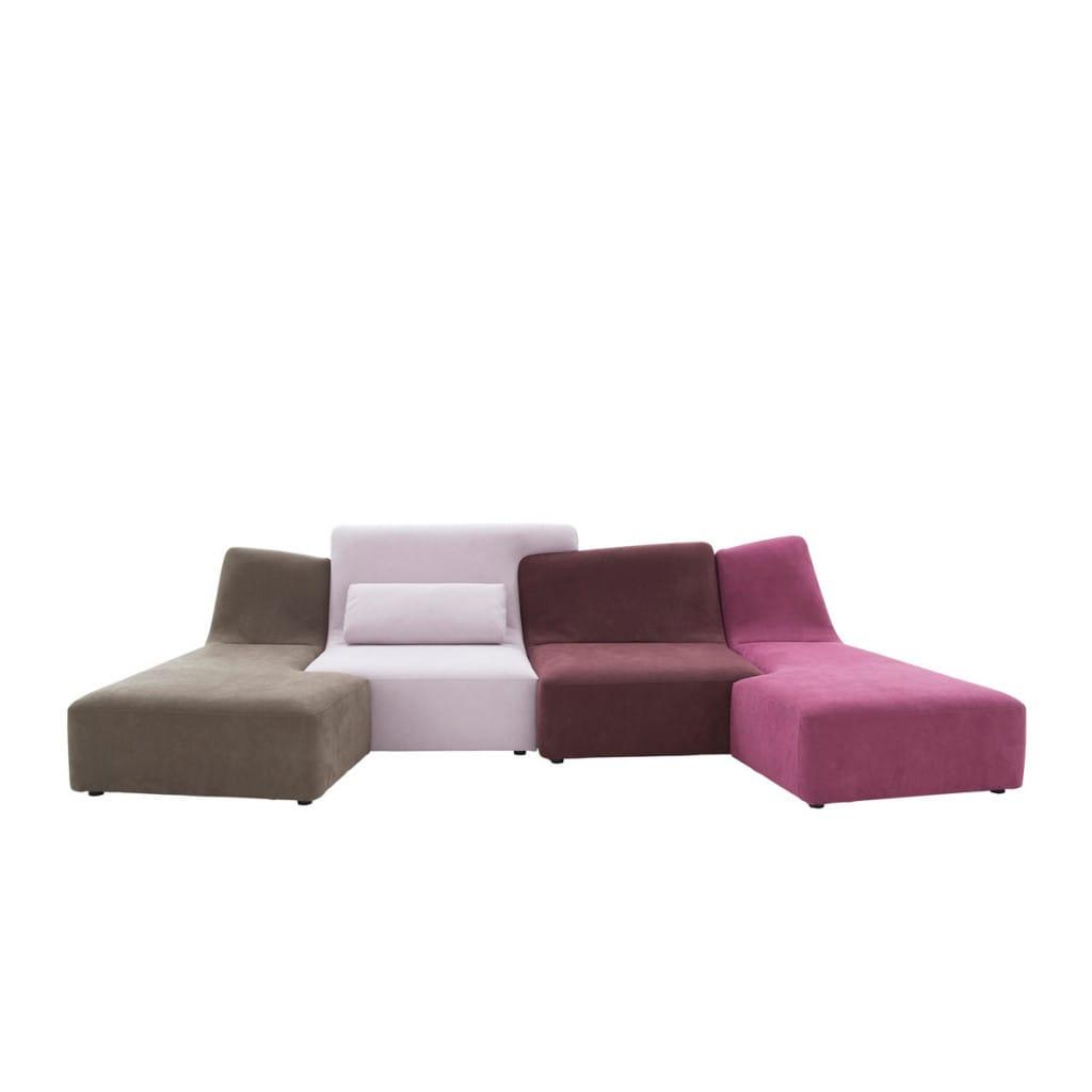 Confluences Modular Sofa