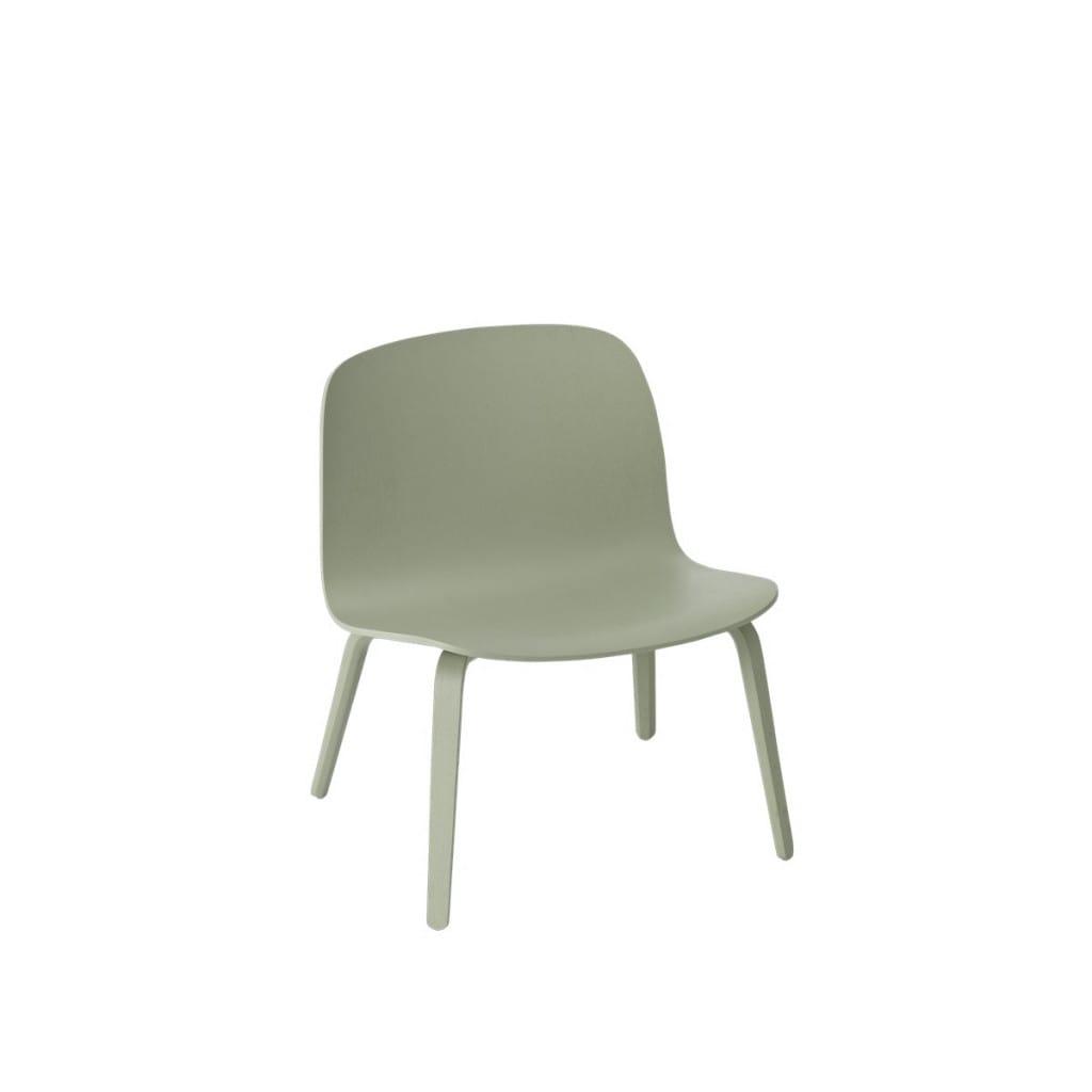Visu Lounge Chair - Dusty Green